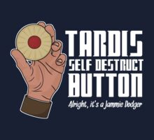 Tardis Self Destruct Button by Adho1982