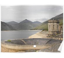 Silent Valley, Mourne Mountains Poster