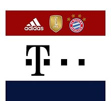 Bayern Munchen kit by sportakuler