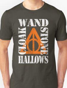 Hallows (W.S.C.H) WHITE / ORANGE T-Shirt