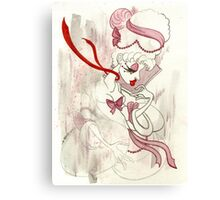 Rose de Charme Canvas Print