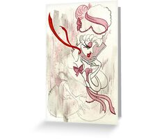 Rose de Charme Greeting Card