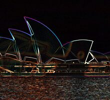 Opera Glow by norgan