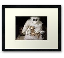 Please Help, Mommy!!! Framed Print
