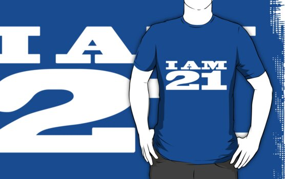 I AM 21 by vargasvisions