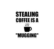 Stealing Coffee Mugging by AmazingMart