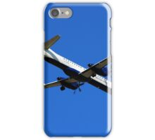 SAAB 2000 British Airways iPhone Case/Skin