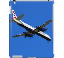SAAB 2000 British Airways iPad Case/Skin