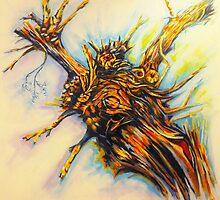 Winter Vine by Jacky Murtaugh