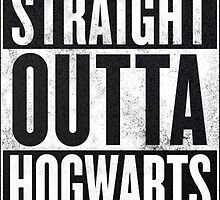 Straight Outta Hogwarts by NemJames