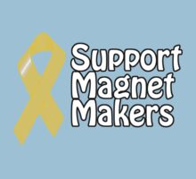 Support magnet makers Kids Tee