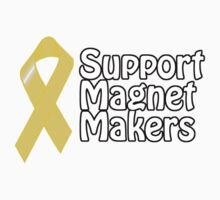 Support magnet makers One Piece - Short Sleeve
