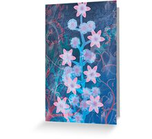 Flowers 'n' Lace Greeting Card