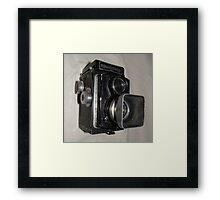 Rolleicord IIb Framed Print