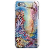 LADY OF LAKE  / Magic and Mystery iPhone Case/Skin