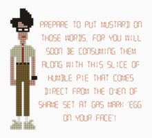 The IT Crowd – Direct from the Oven of Shame by PonchTheOwl