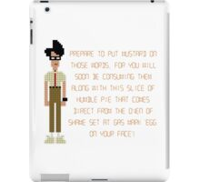 The IT Crowd – Direct from the Oven of Shame iPad Case/Skin