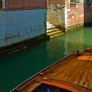 Venice Canal by Zane Paxton