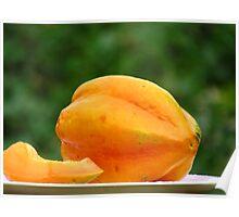 Papaya fruit Poster