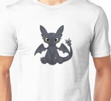 Cute little dragon -white- Unisex T-Shirt