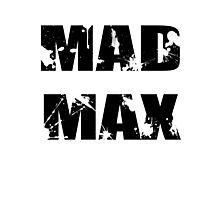 Mad Max Photographic Print