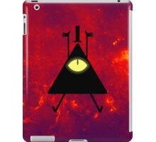Bill Cipher I iPad Case/Skin