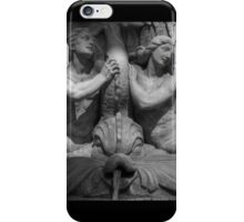 Courthouse Fountain iPhone Case/Skin