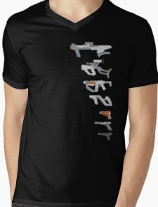GunPlay Mens V-Neck T-Shirt