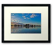 Manning River Framed Print