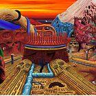 Skull Town by Julian Johnstone