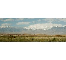 Karakoram Highway Photographic Print