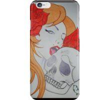 Bitter Sweet Love iPhone Case/Skin