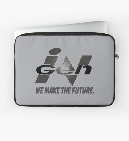 InGen Slogan Laptop Sleeve