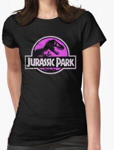 Jurassic Park Logo Grunge T-Shirt