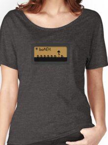 Bokeh Women's Relaxed Fit T-Shirt