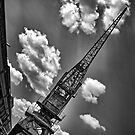 Bristol Docking Crane by Paul Shellard
