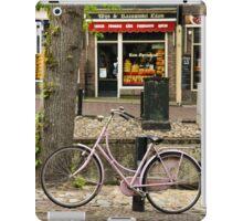 Netherlands Bike iPad Case/Skin
