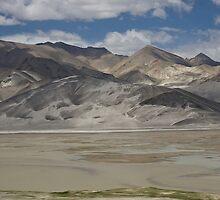 Karakoram Highway by Gillian Anderson LAPS, AFIAP