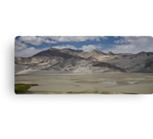 Karakoram Highway Canvas Print