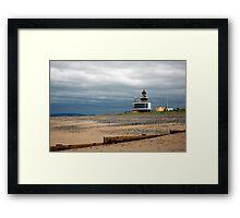 Fleetwood Lighthouse Framed Print