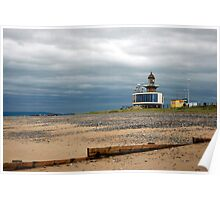 Fleetwood Lighthouse Poster
