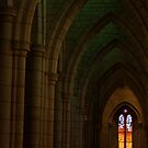St John's Cathedral - Brisbane by Jordan Miscamble