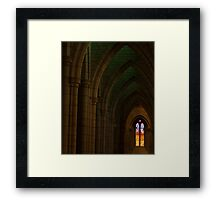 St John's Cathedral - Brisbane Framed Print