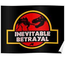 Jurassic Betrayal  Poster