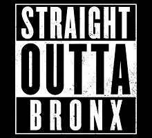 Straight Outta Bronx by arialite