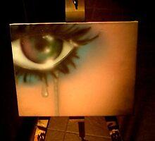 'Skin Deep' Canvas by GuerillaPest