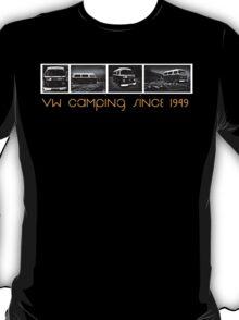 VW Camper Selection T-Shirt