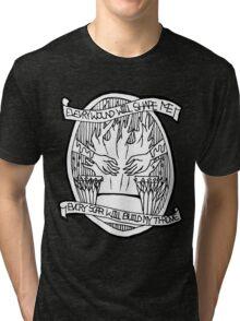 Bring me the horizon - Throne Tri-blend T-Shirt