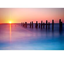 Peaceful Happisburgh Photographic Print