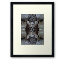 My Cave art 35 Framed Print
